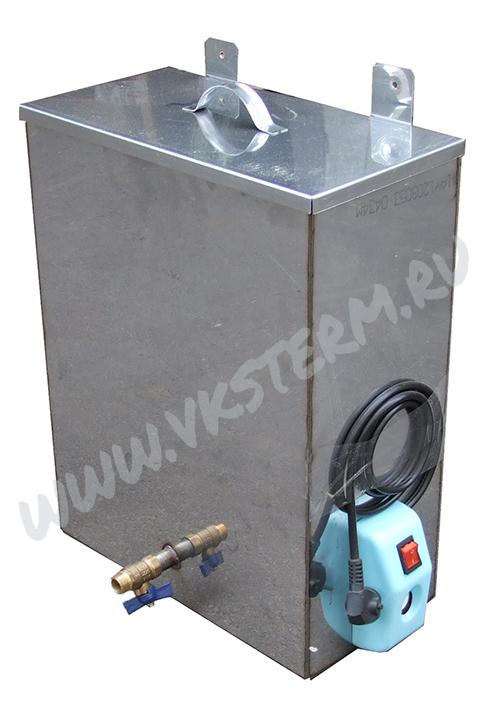 Емкости из нержавеющей стали небольшого литража (10-400л)